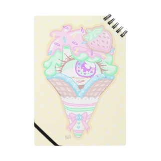 アイスクリーム単眼ちゃん Notes
