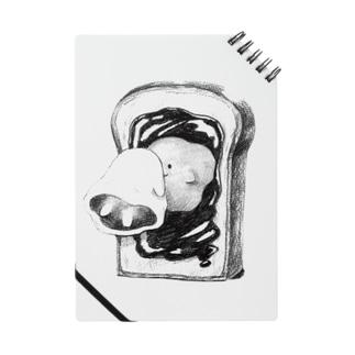 オバケちゃんと鏡 ノート