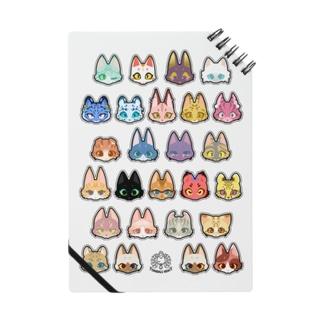 猫科JKアニマルver Notes