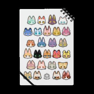 トンガリゴートの猫科JKアニマルver Notes