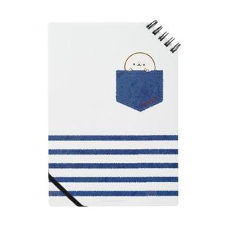 かんザラシ(blue pocket) Notes