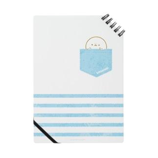 かんザラシ(blue pocket *) Notes