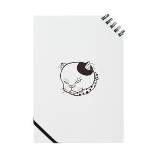 ブチワネコノート Notes