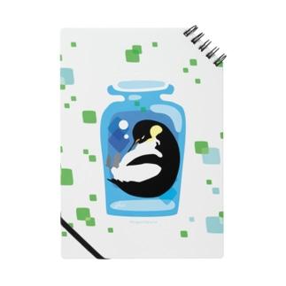 ペンギンの瓶詰めE ノート