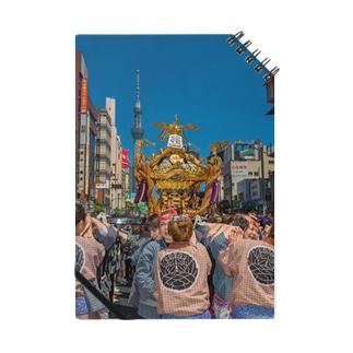 三社祭03 Notes