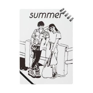 じゃ、夏なんで Notes