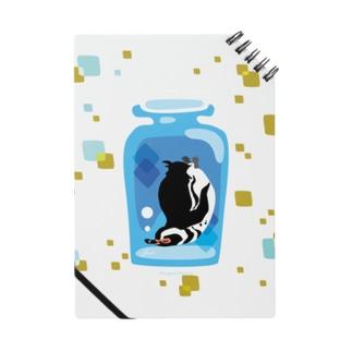 ペンギンの瓶詰めM Notes