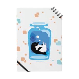 ペンギンの瓶詰めA Notes