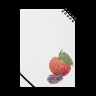 n-eClatちゃんの作品部屋のりんご Notes