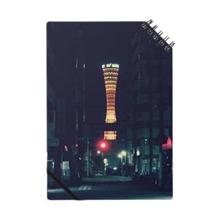 神戸ポートタワー Notes