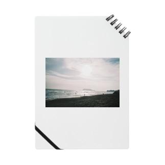 冬の七里ヶ浜 Notes
