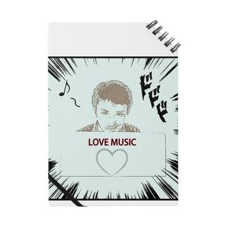 ダーク良太(LOVE MUSIC) ノート