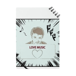 ダーク良太(LOVE MUSIC) Notes