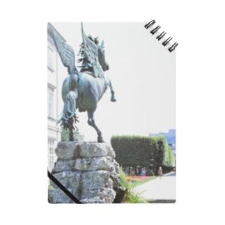 オーストリア:ザルツブルクのミラベル宮殿 Austria: Schloss Mirabell in Salzburg ノート