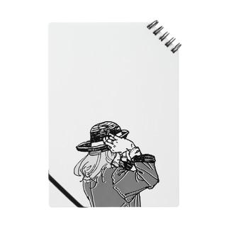帽子をかぶり直す ノート