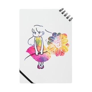 春の宇宙に住む少女 Notes