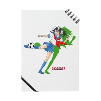 サッカーJK-1 Notes
