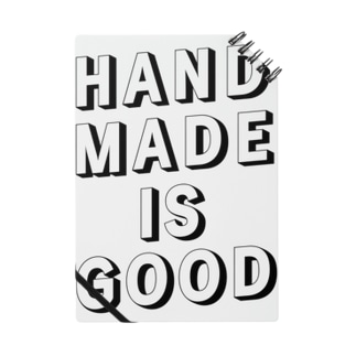 HANDMADE IS GOOD Notes