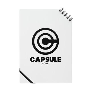 capsule ノート
