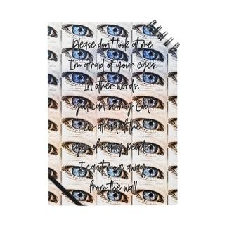 視線は僕の神になる Notes