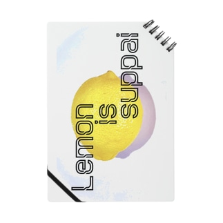 レモンisスッパイノート Notes