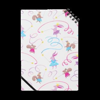 Fanfleecyのribbon dance Notes