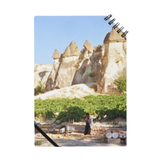 トルコ:カッパドキアの奇岩群 Turkey: Cappadocia/Kapadokya Göreme National Park and Rock Site of Cappadocia ノート