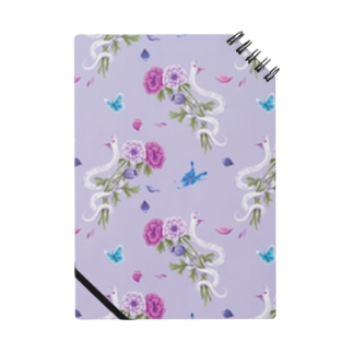 anemone(lavender) ノート