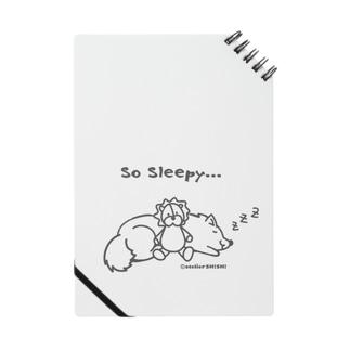 So Sleepy 眠たいワンコ Notes