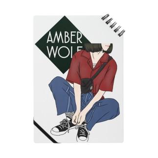 AMBER WOLF  古着少女 Notes