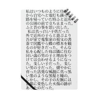火傷の少年 Notes