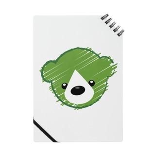 くまさんロゴマーク Notes
