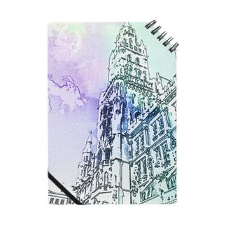 世界の風景:幻想 Marienplatz Notes