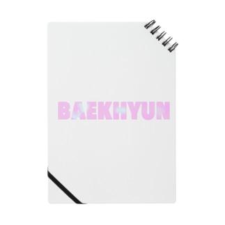 EXO BAEKHYUN Notes