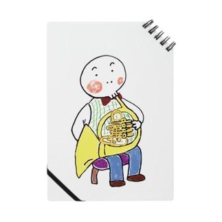 ホルン・オヤジ Notes