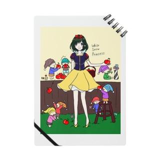 白雪姫と小人たち Notes