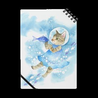 Rosemary*Teaの水中遊泳 Notes