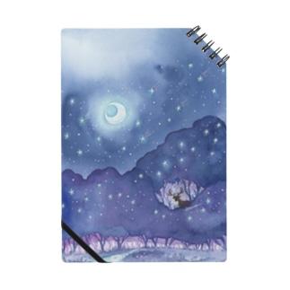 星降る森 ノート