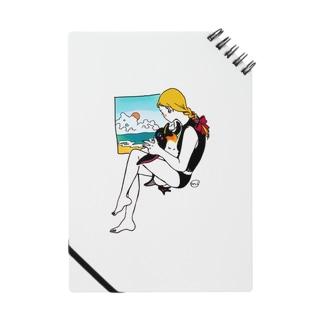 海へ行こう ノート