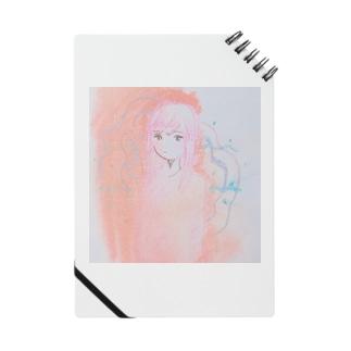ピンクの女の子 Notes