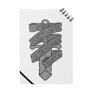 sword & ribbon Notes