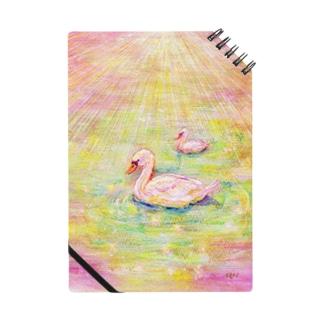 春の湖 ノート
