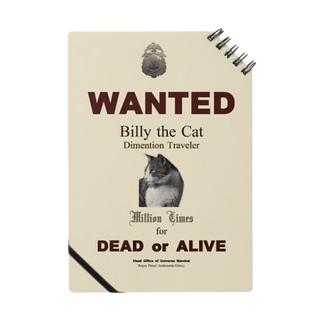 ウォンテッド:手配ポスター WANTED: Poster Notes