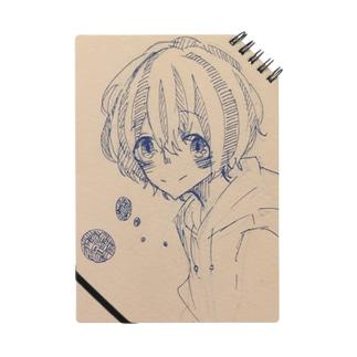 西西太オリジナルイラストノート ノート