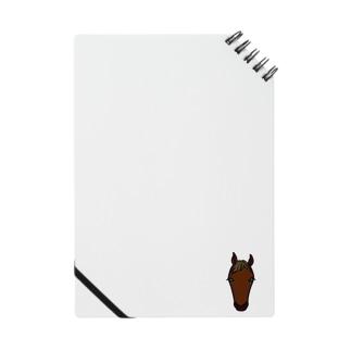 サラブレッド(鹿毛) Notes