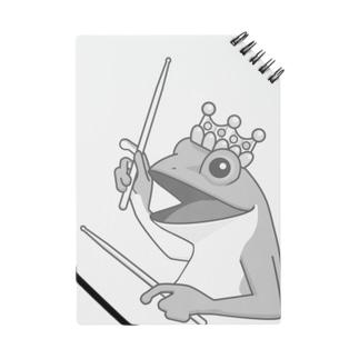 カエルとドラム Notes