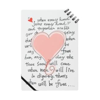 feel-free-Heart Notes
