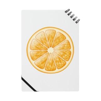 トマトカゲの輪切りオレンジのワンポイント Notes