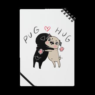 裏ひぐちのPUG ❤︎ HUG Notes