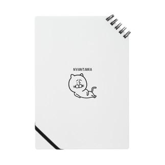 にゃんたま[猫 ゆるキャラ シンプル] Notes